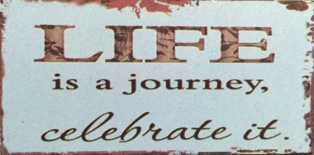 life is af journey